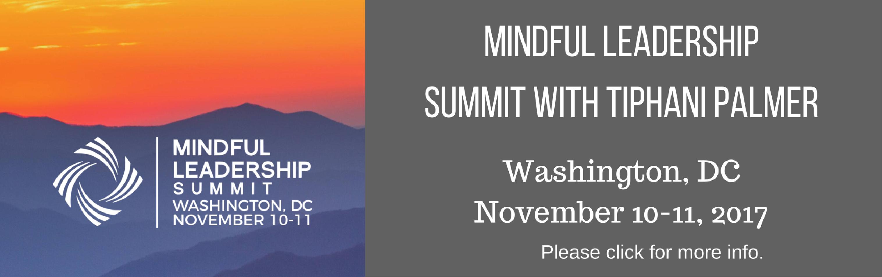 Mindful Leadership Summit